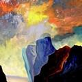 Colorful Scape by Joe Santana