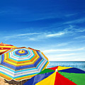 Colorful Sunshades by Carlos Caetano