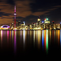 Colorful Toronto by Matt  Trimble
