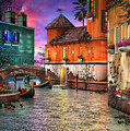 Colors Of Venice by Joel Payne