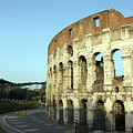 Colosseum Early Morning by Munir Alawi