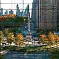 Columbus Circle by S Paul Sahm