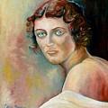 Commission Me Your Face by Carole Spandau