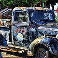 Conch Truck by Joetta West
