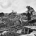 Confederate Fort by Granger