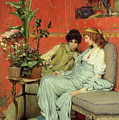 Confidences by Sir Lawrence Alma-Tadema