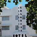 Congress Hotel by Jost Houk