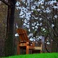 Contemplation Chair by David Christiansen