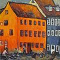 Copenhagen by Art Nomad Sandra  Hansen