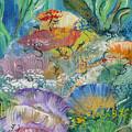 Coral Fantasy by Mikki Alhart