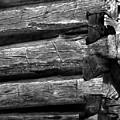 Corner-logs by Curtis J Neeley Jr