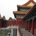 Corner Of The Forbidden City by Angela Siener