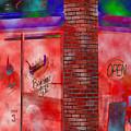 Corner Shop by Gary Adkins