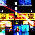 Corner Store by Albert Stewart