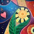 Cosmic Carnival II Aka Duality by Helena Tiainen