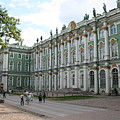 Courtyard Eremitage - Saint Petersburg by Christiane Schulze Art And Photography