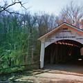 Covered Bridge Turkey Run by David Arment