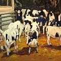 Cow Barn by Brian Simons