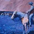 Cowboy Contemplation by Randy Patton