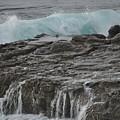 Crashing Wave by Bridgette Gomes
