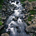 Creek Flow by Peter Piatt