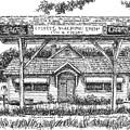 Crosby's Machine Shop by Peter Muzyka