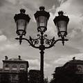 Crowned Luminaires In Paris by Carol Groenen