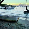 Cruz Bay Morning by Michael Thomas