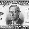 Currency: 100,000 Dollar Bill by Granger