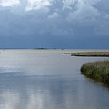 Currituck Sound - 1 by Jeffrey Peterson