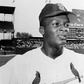 Curt Flood (1938- ) by Granger
