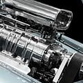 Custom Racing Car Engine by Oleksiy Maksymenko
