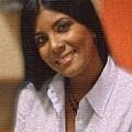 Cynthia Salazar by Enriquillo Amiama