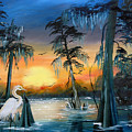 Cypress Swamp by Darlene Green