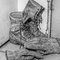 Dads Boots by Randy Steele