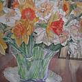 Daffodil Bouquet by Caron Sloan Zuger