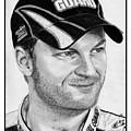 Dale Earnhardt Jr In 2009 by J McCombie