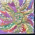 Dancing Flower Blossom by Anne-Elizabeth Whiteway