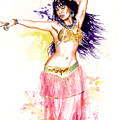 Dancing Girl by Ken Meyer