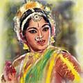 Dancing Padmini by Usha Shantharam