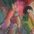 Dancing Queen by Gideon Cohn