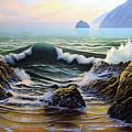 Dancing Tide by Frank Wilson