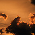 Dark Clouds Looming by Bob Johnson