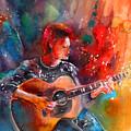 David Bowie In Space Oddity by Miki De Goodaboom