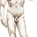 David Sketch by Khaila Derrington