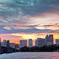 Dawn On The Charles River by Susan Cole Kelly