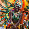 Dc Caribbean Carnival No 17 by Irene Abdou