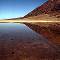 Death Valley Lake by Norman Andrus