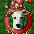 Deck The Halls With Whippets by Renae Laughner