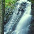 Deep Creek Falls Smoky Mountains by John Burk